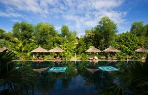 Pilgrimage Village Boutique Resort & Spa: billige Hotels Hue - Hotels