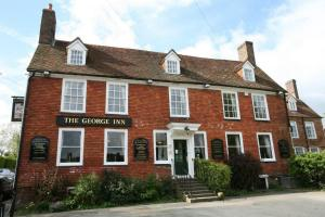 The George Inn in Robertsbridge, East Sussex, England