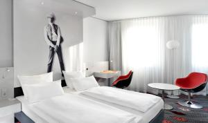 art'otel berlin city center west by park plaza: hotels Berlin - Pensionhotel - Hotels
