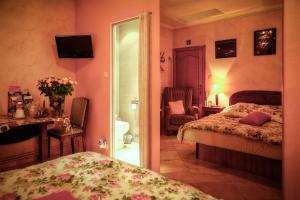 B&B Ter Vesten, Bed and Breakfasts  Ypres - big - 13