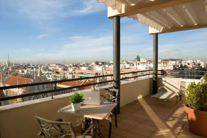 Lodging Aparthotel Ramon de la Cruz 41, Madrid