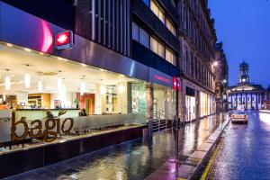 Mercure Glasgow City Hotel: hotels Glasgow - Pensionhotel - Hotels
