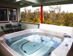 Mauna Kea View Private Hot Tub Home