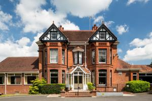 Mercure Kidderminster Hotel in Bewdley, Worcestershire, England