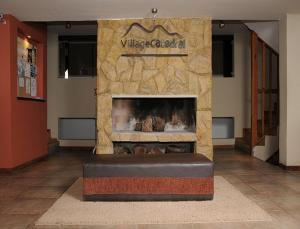 Village Catedral Hotel & Spa, Aparthotels  San Carlos de Bariloche - big - 3