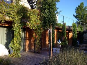 B&B Dochavert, Bed & Breakfast  Carcassonne - big - 36
