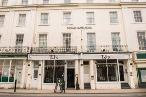 Thomas James Hotel in Leamington Spa, Warwickshire, England
