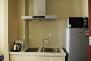 Chenlong Service Apartment - Yuanda building, Aparthotels  Shanghai - big - 36