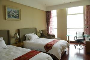Chenlong Service Apartment - Yuanda building, Aparthotels  Shanghai - big - 24