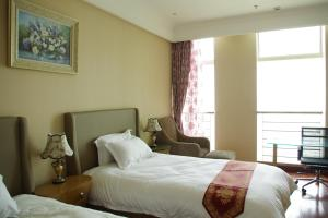 Chenlong Service Apartment - Yuanda building, Aparthotels  Shanghai - big - 51