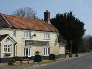 The Three Horseshoes in Holt, Norfolk, England