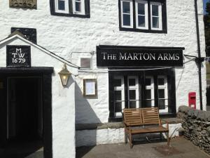 Marton Arms Hotel in Ingleton, North Yorkshire, England