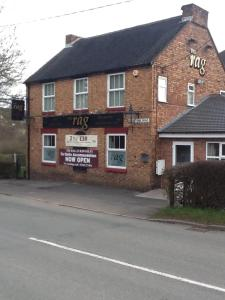 The Rag at Rawnsley in Cannock, Staffordshire, England