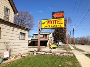 Ike's Motel Beloit