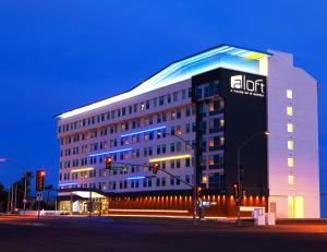 Aloft Tucson University - Tucson, AZ 85719 - Photo Album