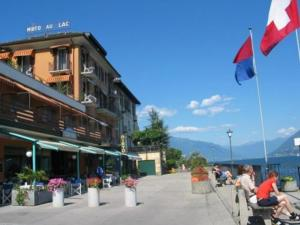 Mirto al lago: pension in Brissago - Pensionhotel - Guesthouses