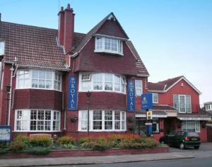 The Royal Bridlington in Bridlington, East Riding of Yorkshire, England