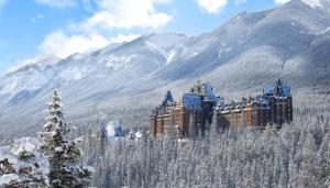 Fairmont Banff Springs Banff