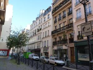 Apart Of Paris   Le Marais   St Martin   2 Bedroom