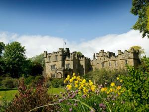 Otterburn Castle Country House Hotel in Otterburn, Northumberland, England