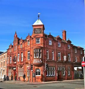 The Bull & Stirrup Hotel in Chester, Cheshire, England