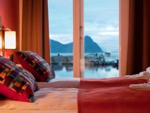 Lofoten Suitehotel, Hotels  Svolvær - big - 25