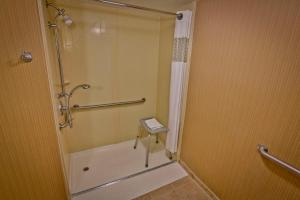 Double Room with Roll-in Shower - Non-Smoking