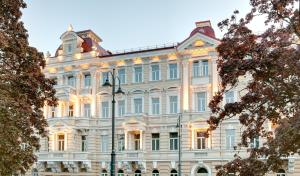 Kempinski Hotel Cathedral Square: Accommodatie in hotels Vilnius - Hotels