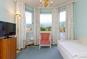 Wittelsbacher Hof Swiss Quality Hotel, Hotely  Garmisch-Partenkirchen - big - 8