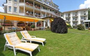Wittelsbacher Hof Swiss Quality Hotel, Hotely  Garmisch-Partenkirchen - big - 44