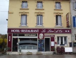 Hotel-Restaurant Le Lion d'Or