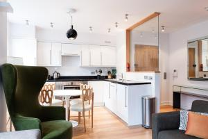 Covent Garden Living Apartments in London, Greater London, England