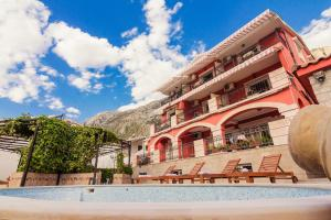 Apartments Bogdanovic: hotels Kotor - Pensionhotel - Hotels