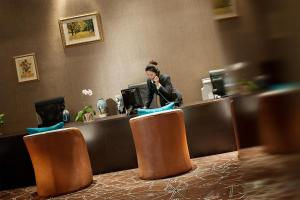 Wyndham Grand Qingdao, Hotels  Huangdao - big - 17