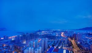 Wyndham Grand Qingdao, Hotels  Huangdao - big - 16
