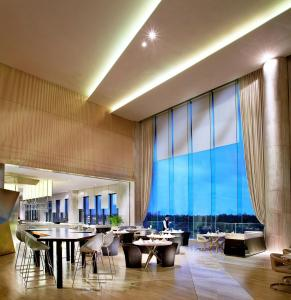 Wyndham Grand Qingdao, Hotels  Huangdao - big - 13