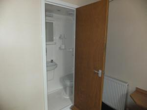 Double Room with private toilet and shower