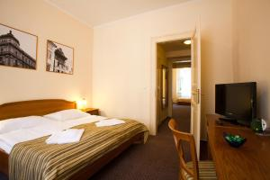 Anna Hotel: hotels Prague - Pensionhotel - Hotels