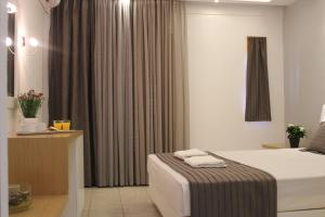 Zeus Hotel, Hotels  Platamonas - big - 18