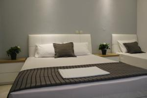 Zeus Hotel, Hotels  Platamonas - big - 13