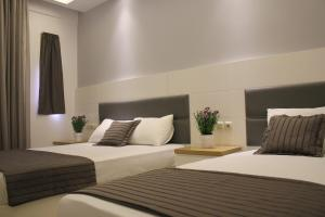 Zeus Hotel, Hotels  Platamonas - big - 35