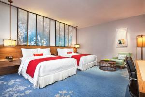 Twelve at Hengshan, A Luxury Collection Hotel, Shanghai, Hotels  Shanghai - big - 12