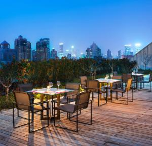 Twelve at Hengshan, A Luxury Collection Hotel, Shanghai, Hotels  Shanghai - big - 35
