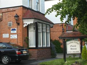 Elmdon Lodge in Birmingham, West Midlands, England