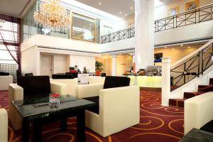 Executive Zimmer Holiday Inn (Raucher)
