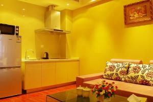Chenlong Service Apartment - Yuanda building, Aparthotels  Shanghai - big - 50