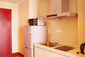 Chenlong Service Apartment - Yuanda building, Aparthotels  Shanghai - big - 48