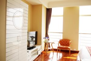 Chenlong Service Apartment - Yuanda building, Aparthotels  Shanghai - big - 39