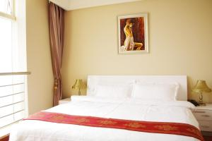 Chenlong Service Apartment - Yuanda building, Aparthotels  Shanghai - big - 38