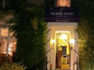 Hilbury Court Hotel in Trowbridge, Wiltshire, England